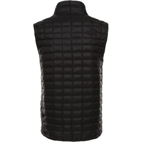 The North Face ThermoBall Eco Gilet à capuche Homme, tnf black matte